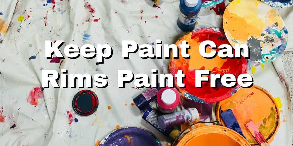 paint can rims