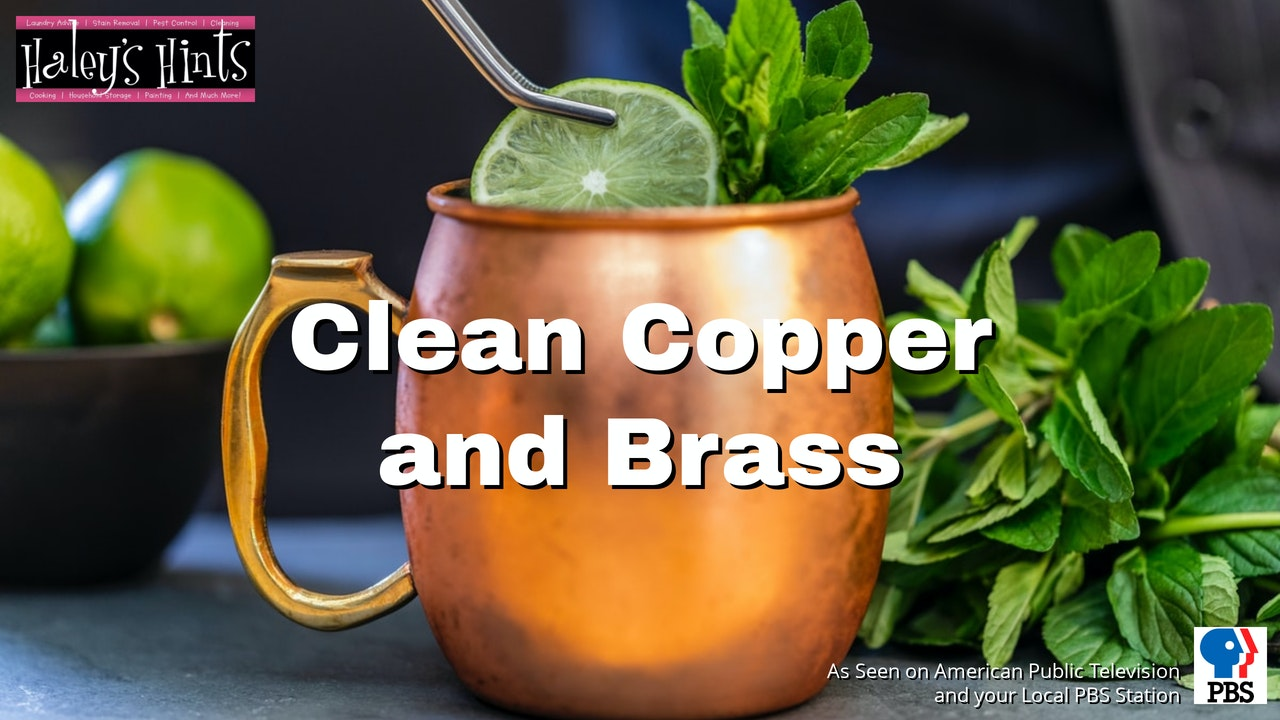 copper splash