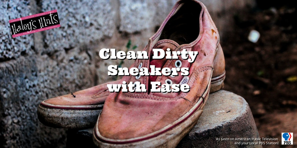 dirty sneakers feature