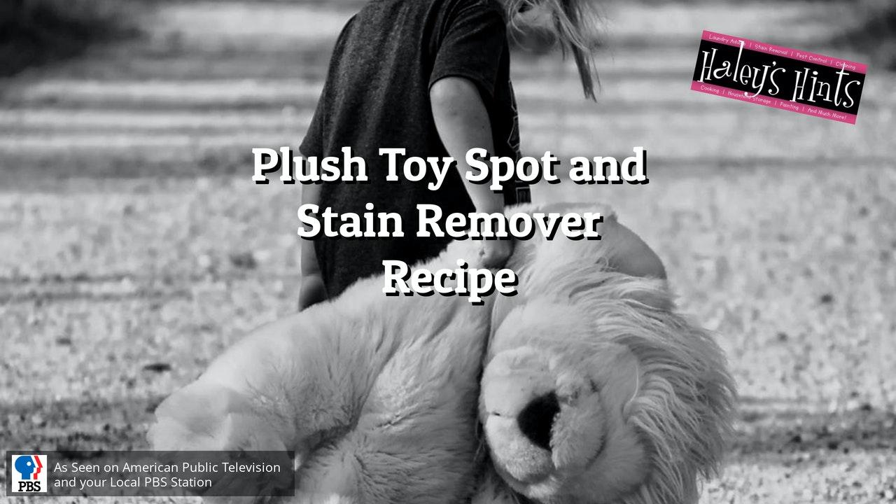 plush splash
