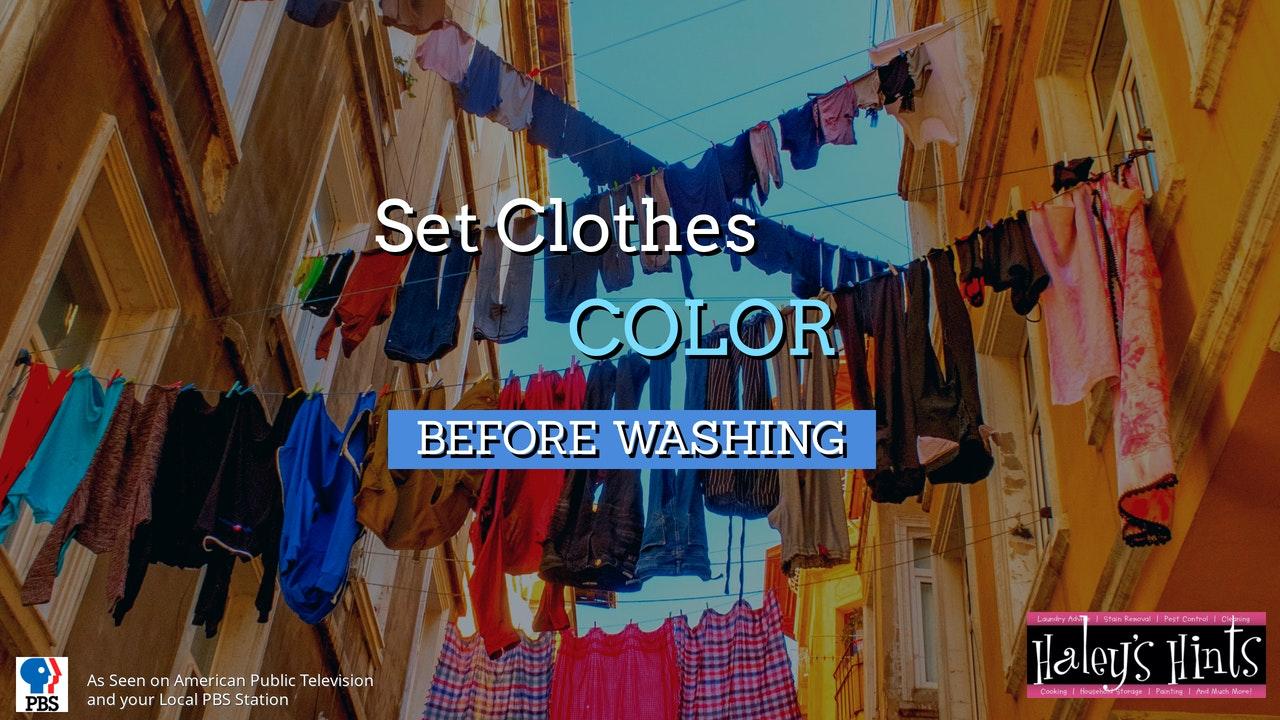 set color splash